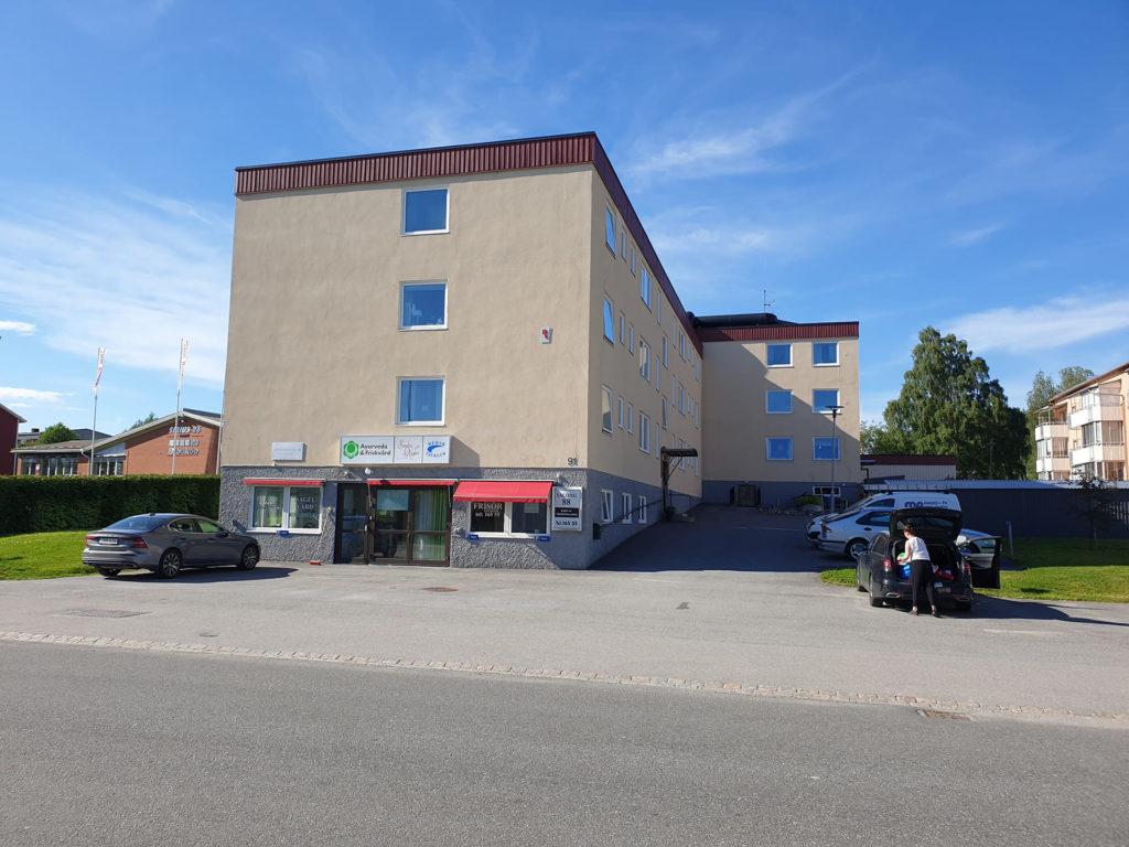 Phoenix Pilot Site Skellefteå